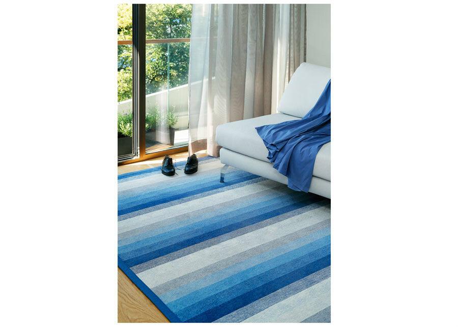 newWeave Narma smartWeave® matto Luke blue 100x160 cm