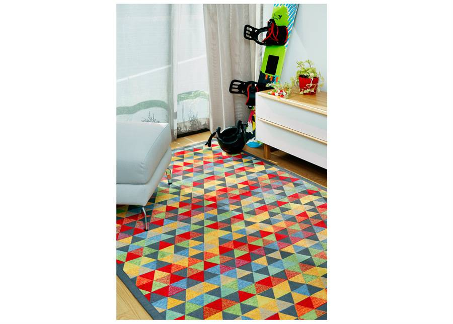 newWeave Narma smartWeave® matto Luke multi 160x230 cm