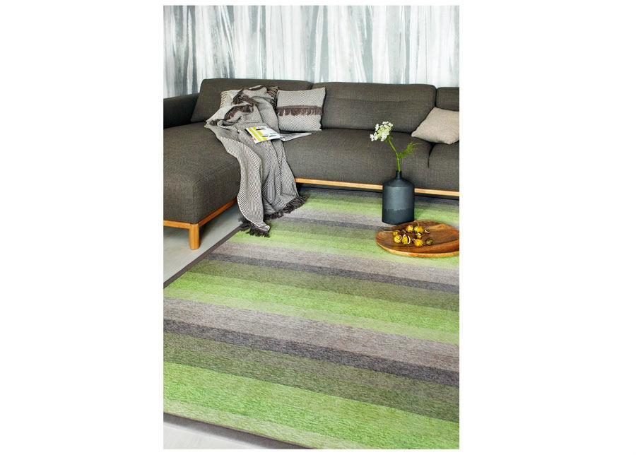 newWeave Narma smartWeave® matto Luke green 70x140 cm