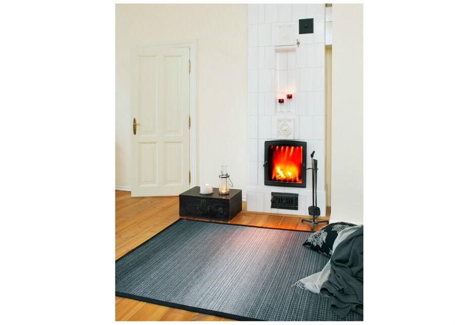 newWeave Narma smartWeave® matto Moka carbon 80x250 cm