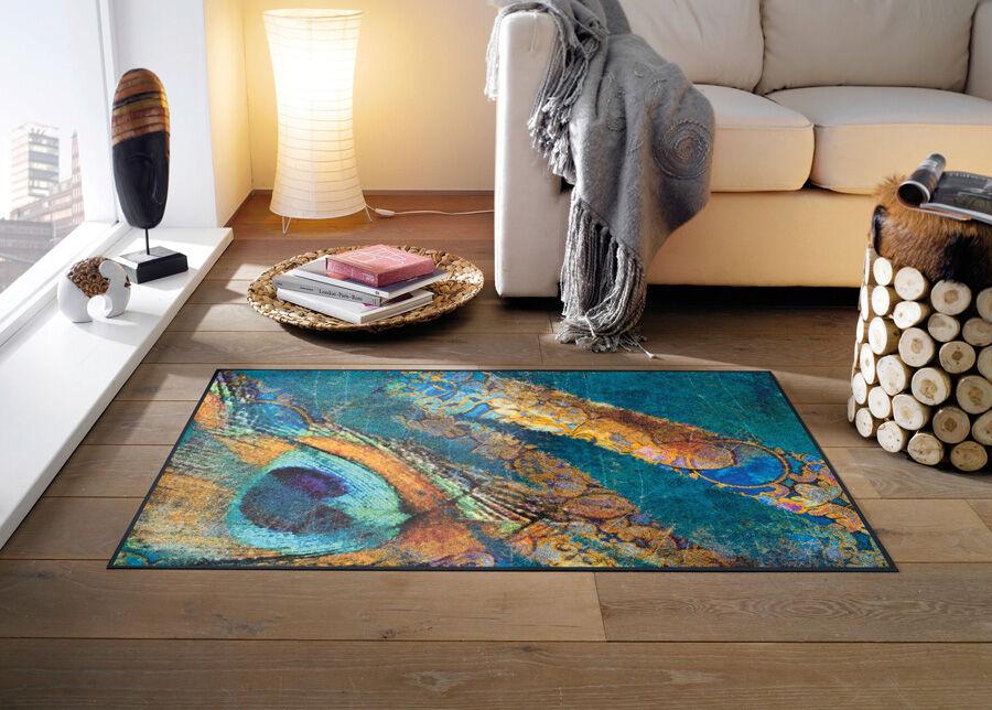 Image of Kleen-Tex Matto Exotic Pavo 75x120 cm