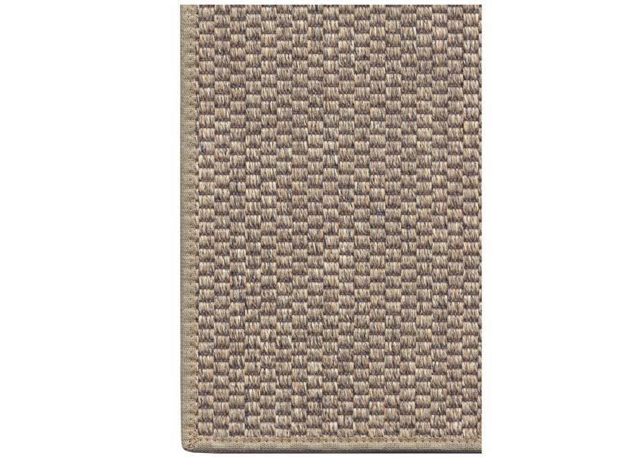 newWeave Narma sileäsidosmatto Bono brown 80x350 cm