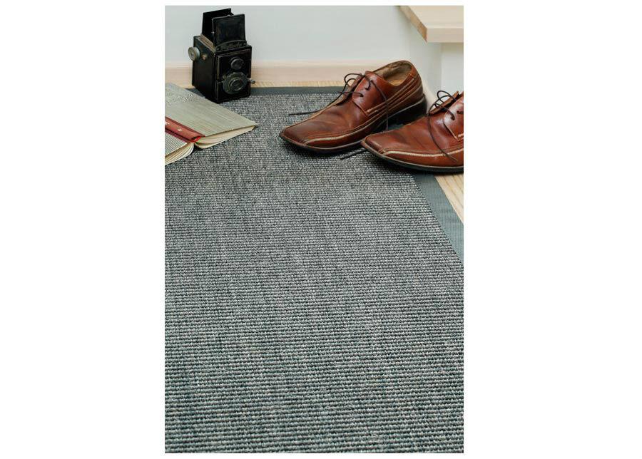 newWeave Narma sisalmatto Livos grey 100x160 cm
