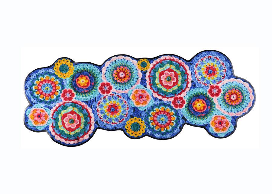 Image of Salonloewe Matto Crochet 75x190 cm