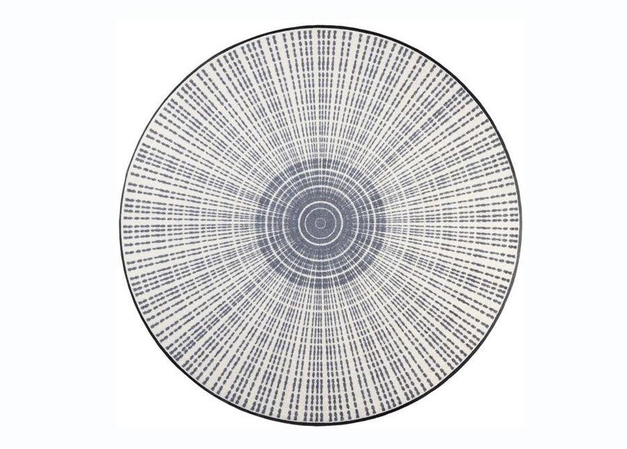 Image of Kleen-Tex Pyöreä matto Cascara grey Ø 145 cm