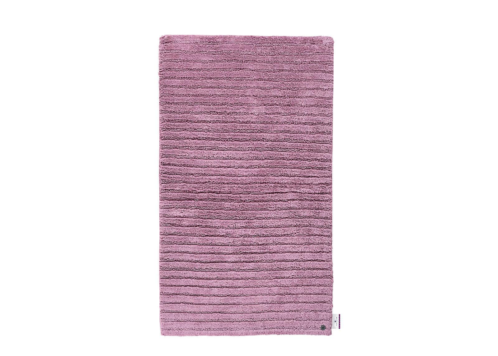 TOM TAILOR Kylpyhuoneen matto Cotton Stripe 60x60 cm