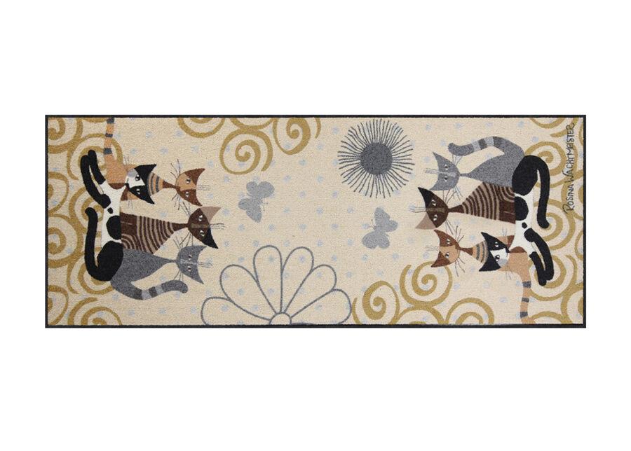 Image of Salonloewe Matto Fantasia di Gatti 75x190 cm
