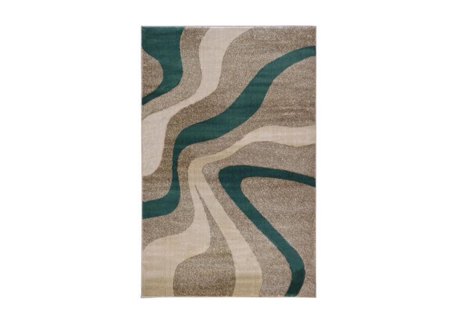 FL Matto Swirl Grey Aqua 80x150 cm