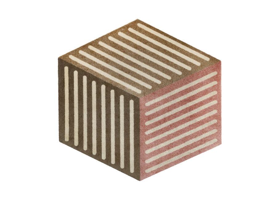 Image of Kleen-Tex Matto Puzzle Cube powder 100x100 cm