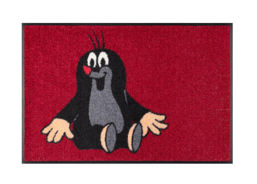 Image of Kleen-Tex Matto Der kleine Maulwurf - sitzt 50x75 cm