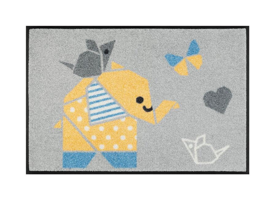 Image of Kleen-Tex Matto Origami Animals 50x75 cm