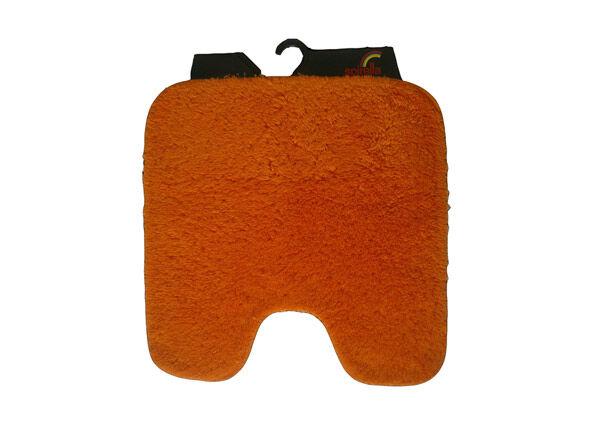SPIRELLA WC-matto SPIRELLA CALIFORNIA oranssi 55x55 cm