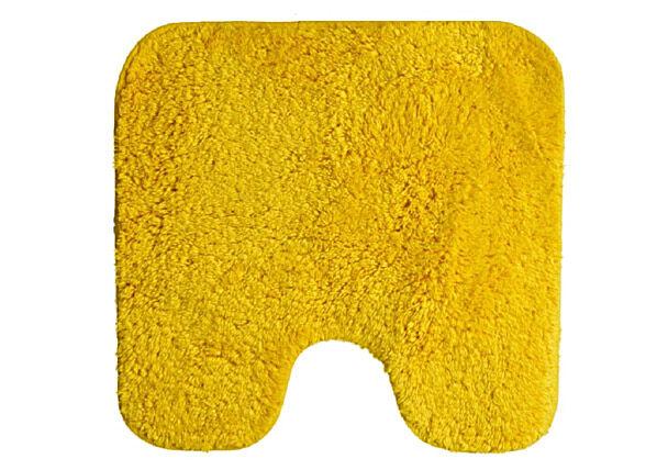 SPIRELLA WC-matto SPIRELLA CALIFORNIA keltainen 55x55 cm