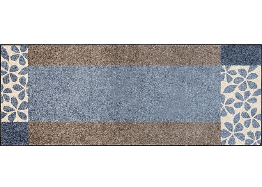 Kleen-Tex Matto FLORITA GREY 75x190 cm