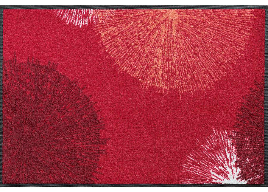 Image of Kleen-Tex Matto FIREWORK RED 50x75 cm
