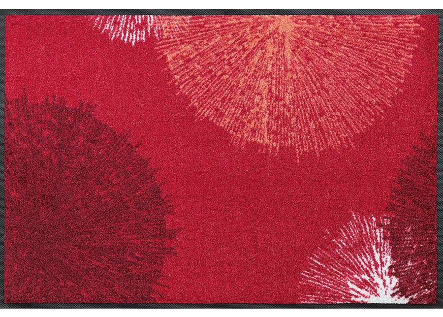 Image of Kleen-Tex Matto FIREWORK RED 50x75 cm