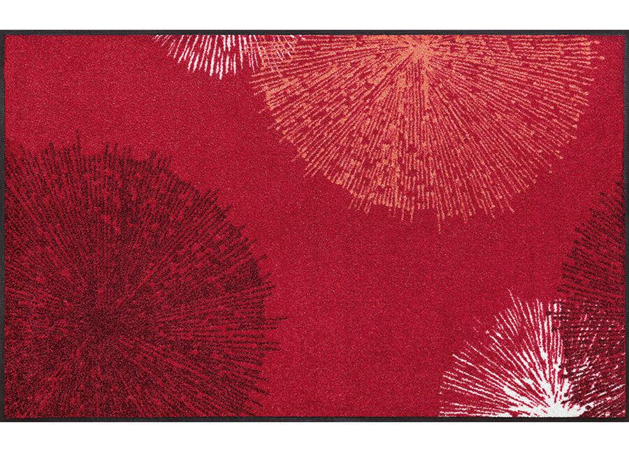 Image of Kleen-Tex Matto FIREWORK RED 75x120 cm