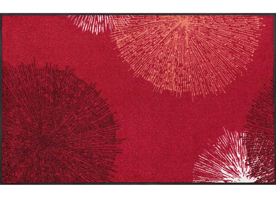 Image of Kleen-Tex Matto FIREWORK RED 75x120 cm