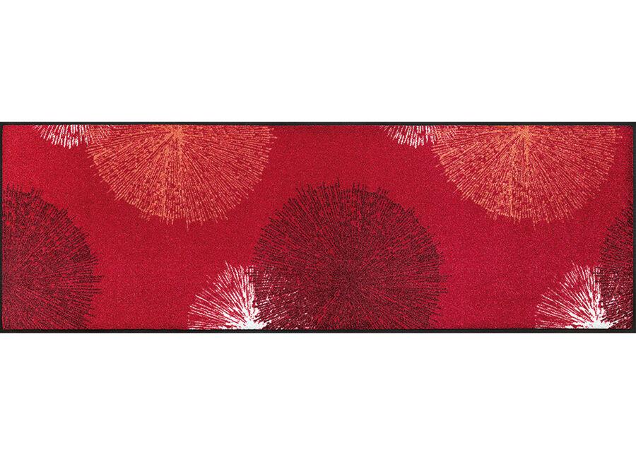 Kleen-Tex Matto FIREWORK RED 60x180 cm