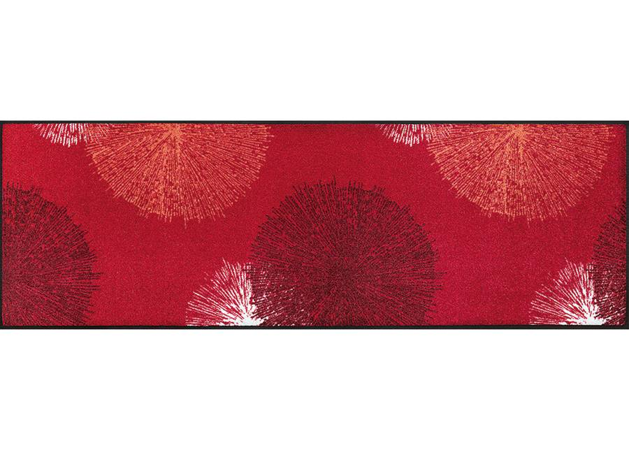 Image of Kleen-Tex Matto FIREWORK RED 60x180 cm
