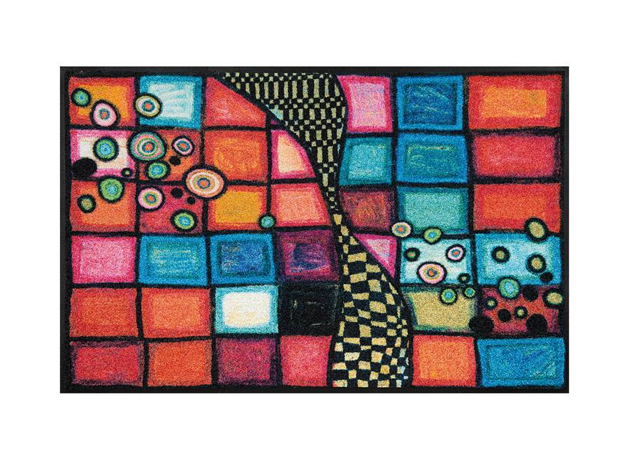 Image of Kleen-Tex Matto TIGER TUNDRA 75x120 cm