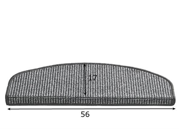 Hamat Rappusen suoja SIENA 25x65 cm
