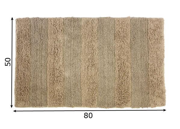 Harma Kylpyhuoneen matto HARMA 50x80 cm