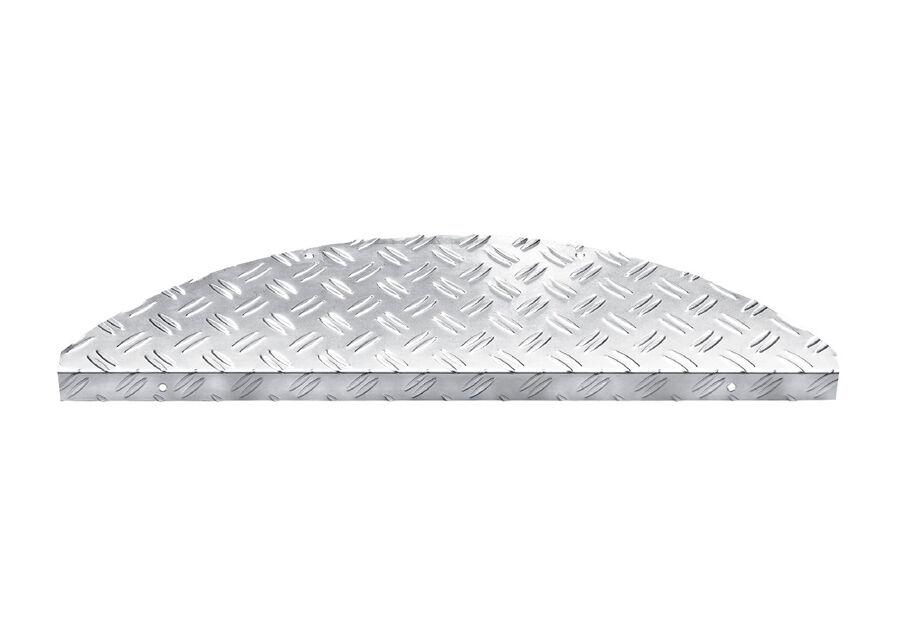 Hamat Rappusen suoja STEEL 17,5x60 cm