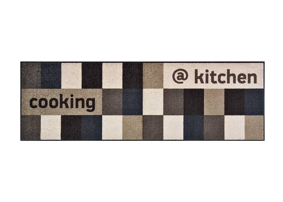 Image of Kleen-Tex Matto @KITCHEN BROWNISH 60x180 cm
