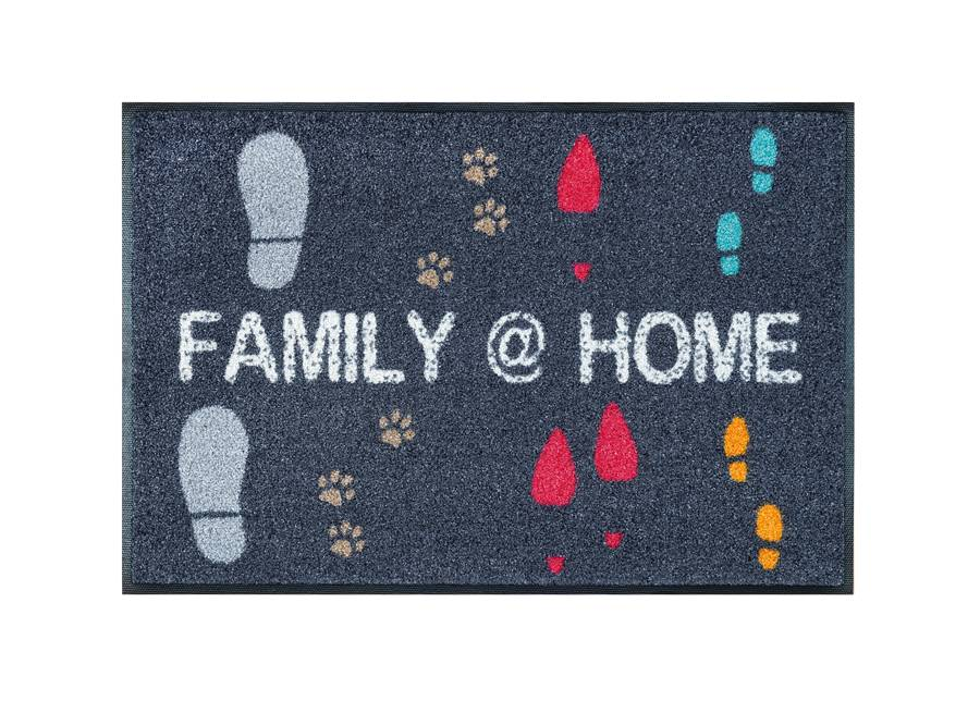 Image of Kleen-Tex Matto FAMILY @HOME50x75 cm