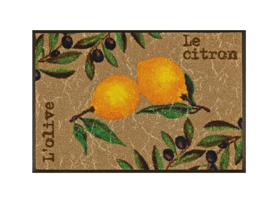 Image of Kleen-Tex Matto LE CITRON 50x75 cm