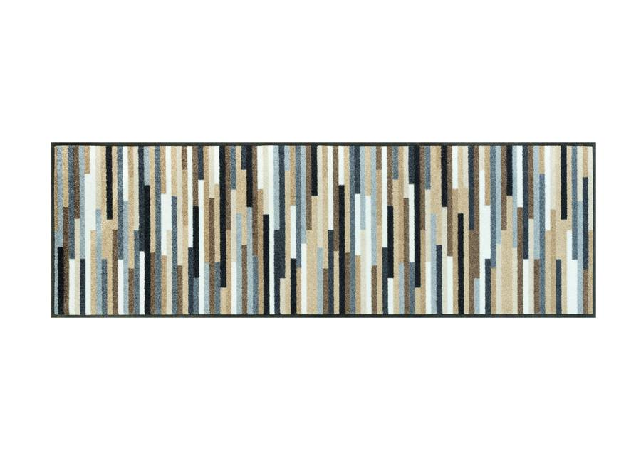 Image of Kleen-Tex Matto MIKADO STRIPES NATURE 60x180 cm