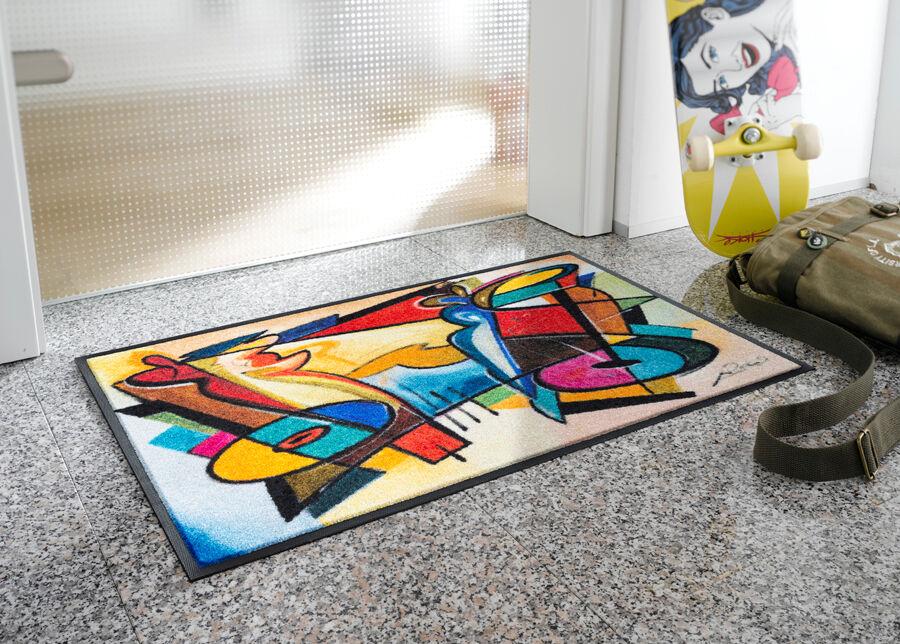 Image of Kleen-Tex Matto FESTIVAL MOOD 50x75 cm