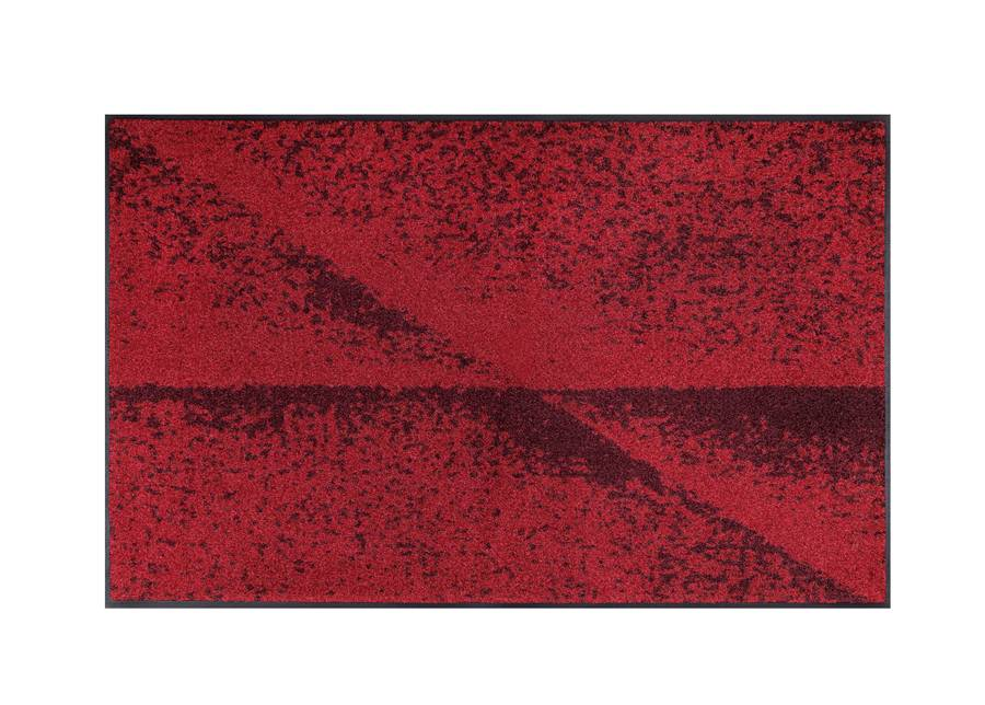 Image of Kleen-Tex Matto RED SHADOW 75x120 cm