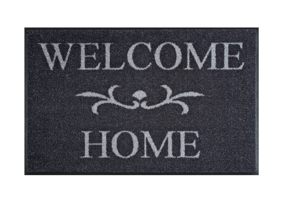Image of Kleen-Tex Matto WELCOME HOME ANTHRAZIT 50x75 cm