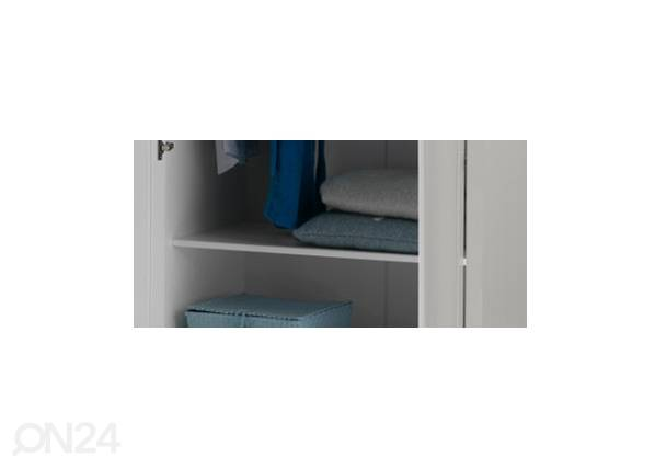 Vipack Lisähylly 2-oviseen vaatekaappiin LEWIS
