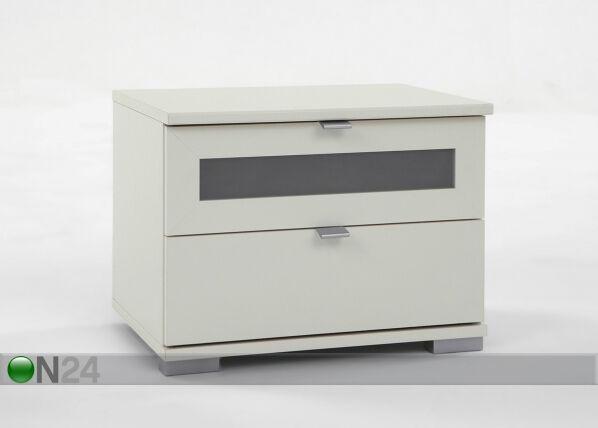 Yöpöydät BOX, 2 kpl