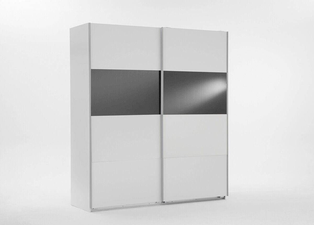 Wimex Vaatekaappi liukuovilla EASY PLUS h236x180 cm