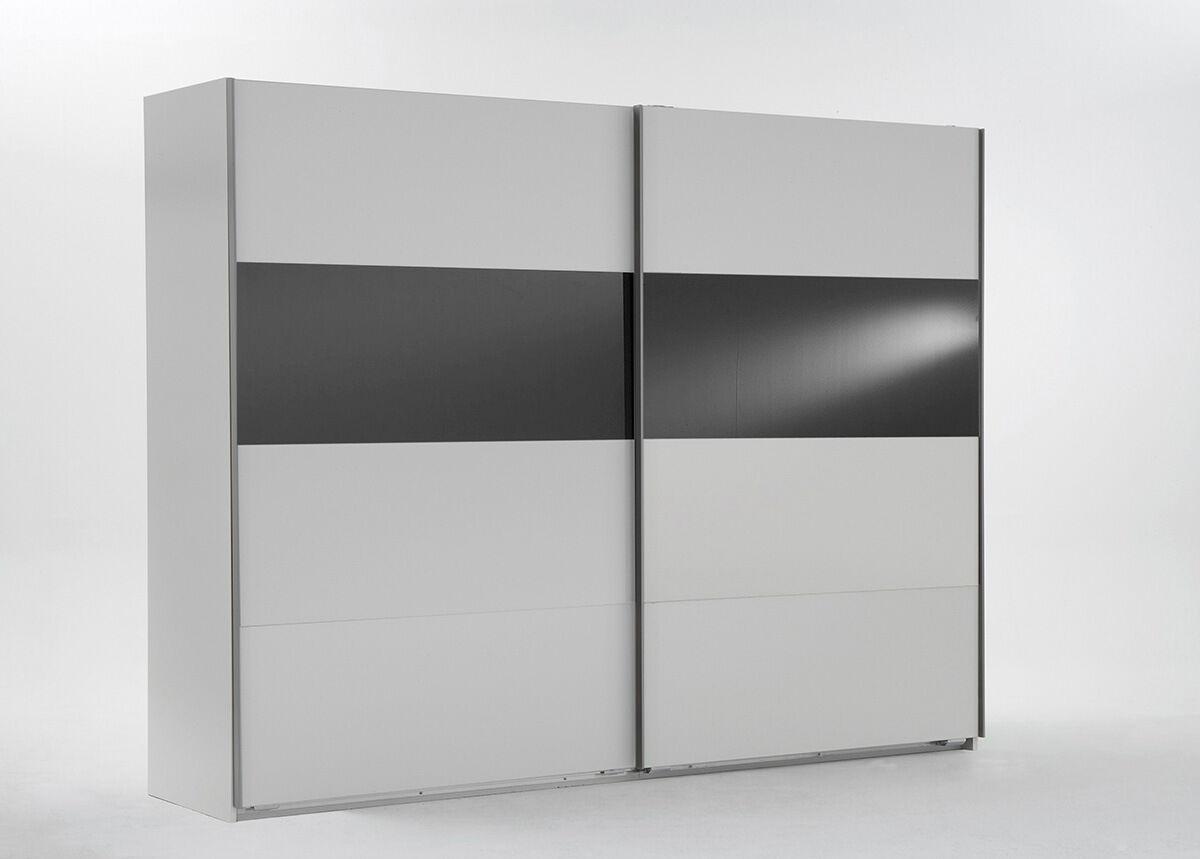 Wimex Vaatekaappi liukuovilla EASY PLUS h236x270 cm