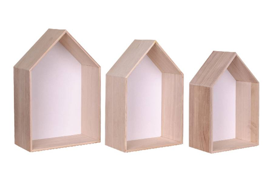 House Nordic Seinähyllyt 3 kpl