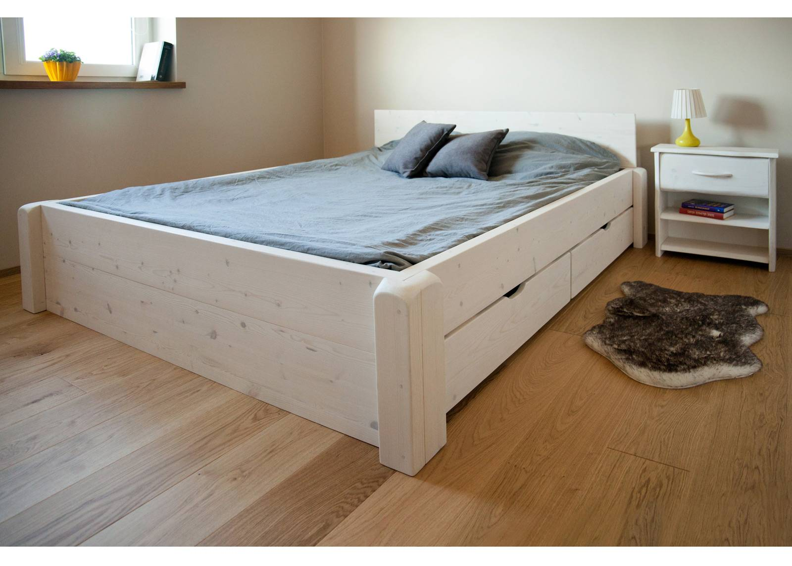 RaiEr Wood Yöpöytä Country Bedside Extra