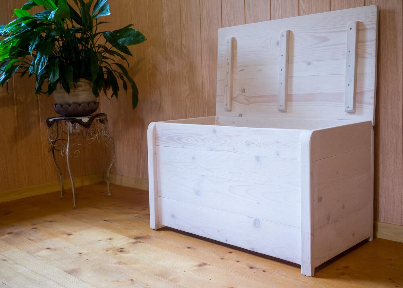 RaiEr Wood Säilytyslaatikko Country Box