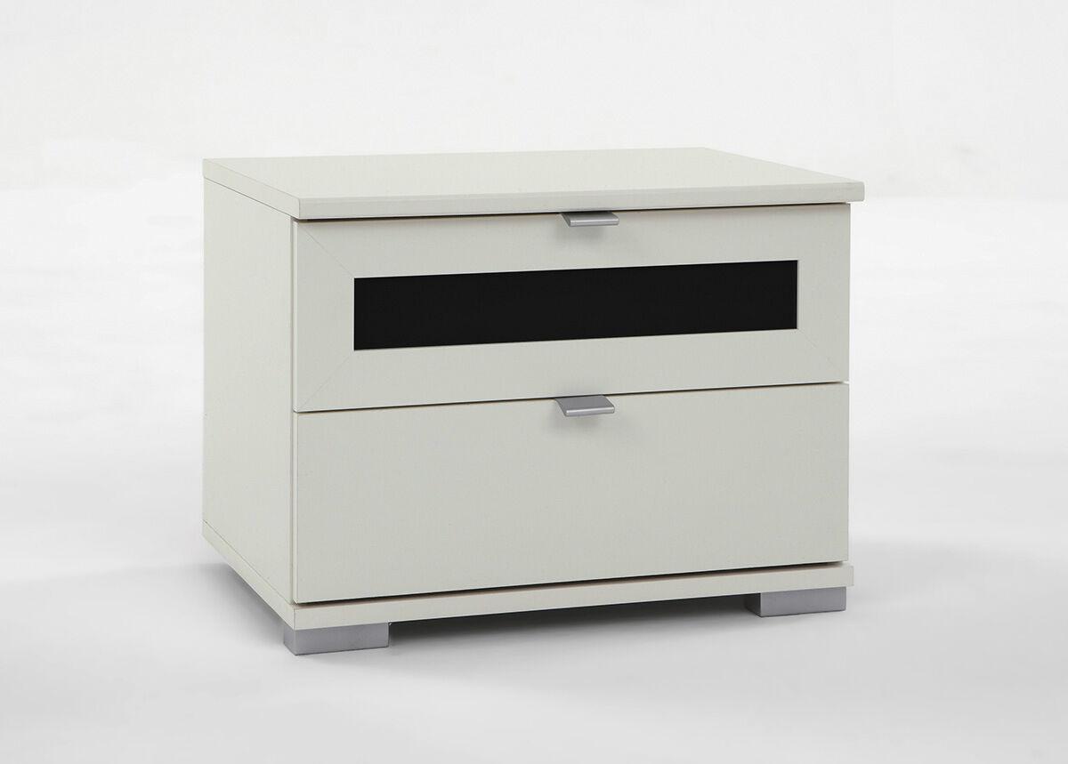 Yöpöydät BOX PLUS, 2 kpl