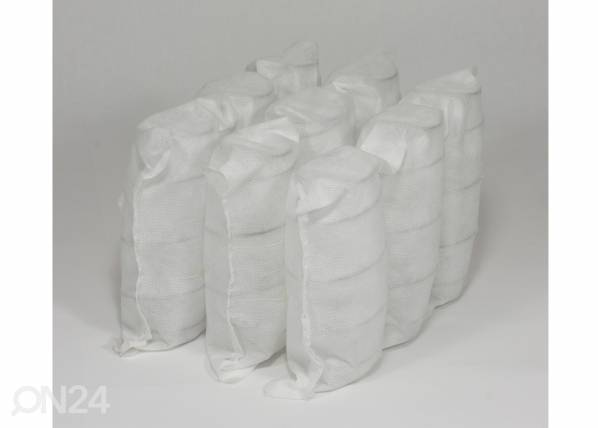 Image of Hypnos Joustinpatja HYPNOS LUNA (pocket 1,8, puuvilla, villa) 160x200 cm
