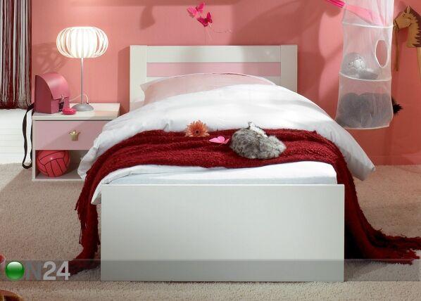 Sänky CINDY 90x200 cm