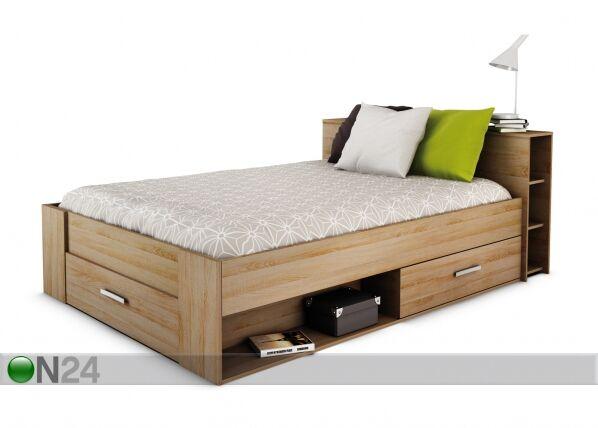 Image of Demeyere Sänky POCKET 140x200 cm+sängynpohja