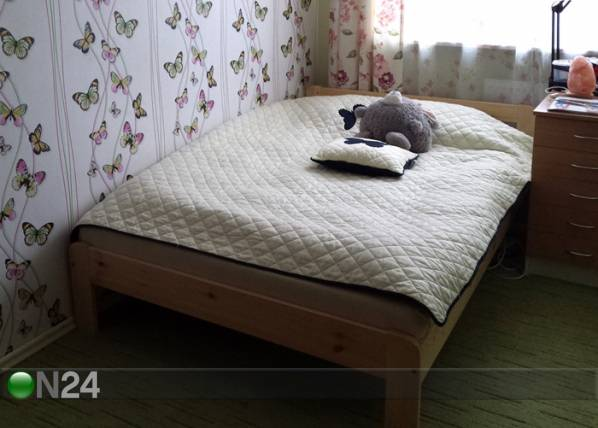 Sänky ATLANTA, mänty 120x200 cm