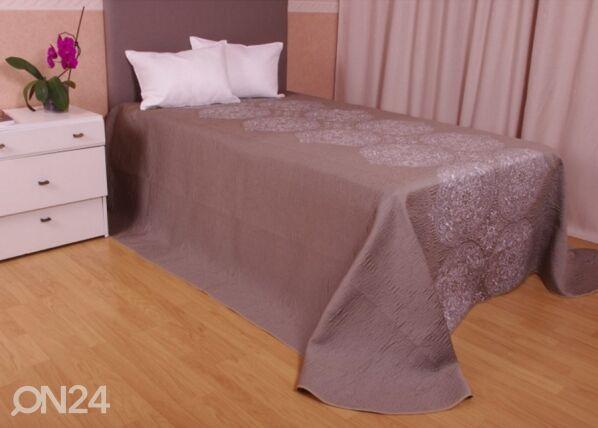 SikSak Dekoratiivikankainen päiväpeitto ORAN 255x270 cm