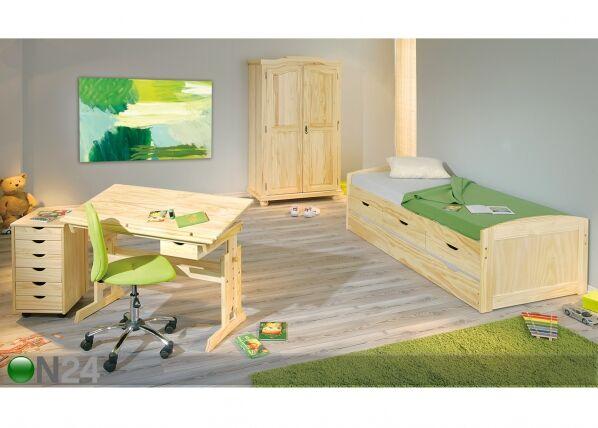 InterLink Sänkysarja MARINELLA 90x200 cm, 2-le