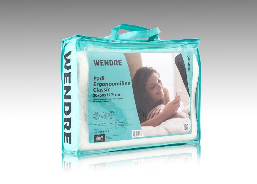 Wendre Tyyny ERGONOMIC CLASSIC 30x50x11/9 cm